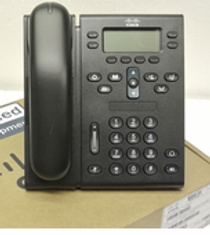 Cisco 6941 IP Phone w/Slimline Handset