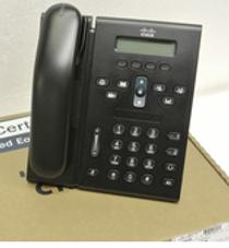 Cisco 6961 IP Phone w/Slimline Headset