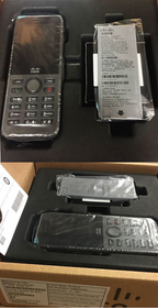 Cisco 8821 Wireless IP Phone w/Battery and Power Supply