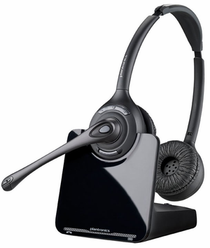 Plantronics CS520 Wireless Headset Package for Avaya Telephones