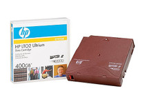 HP LTO2 Ultrium 400gb data cartridge( C7972A)
