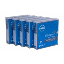 Dell LTO-7 Data Cartridge - 5 Pack (RKH5D)