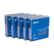 Dell LTO-6 Data Cartridge - 5 Pack (RWK0N)