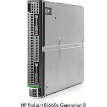 ProLiant BL660c Gen8 E5-4650 4P 128GB-R Server (679114-B21) (679114-B21)