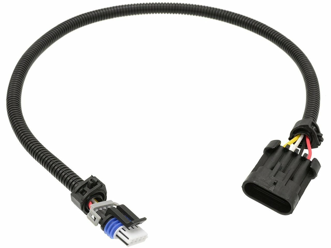 Lt1 Distributor Wiring Harness Electrical Diagrams 1992 1993 1994 Optispark Non Vented Connector Engine