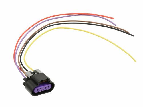 5 Wire Nissan Maf Mass Air Flow Connector Infiniti Vq35 10