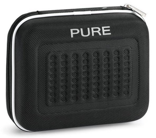 PURE PROTECTIVE CARRY CASE FITS THE ONE MINI RADIO POUCH COVER WATER RESISTANT