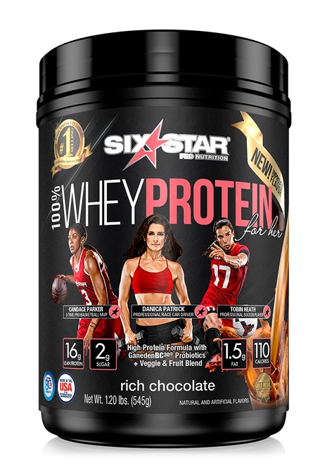 100 Whey Protein For Her Six Star Pro Nutrition