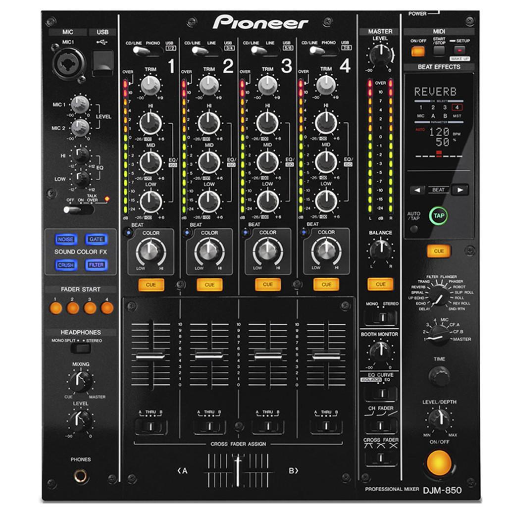 Pioneer DJM850-K
