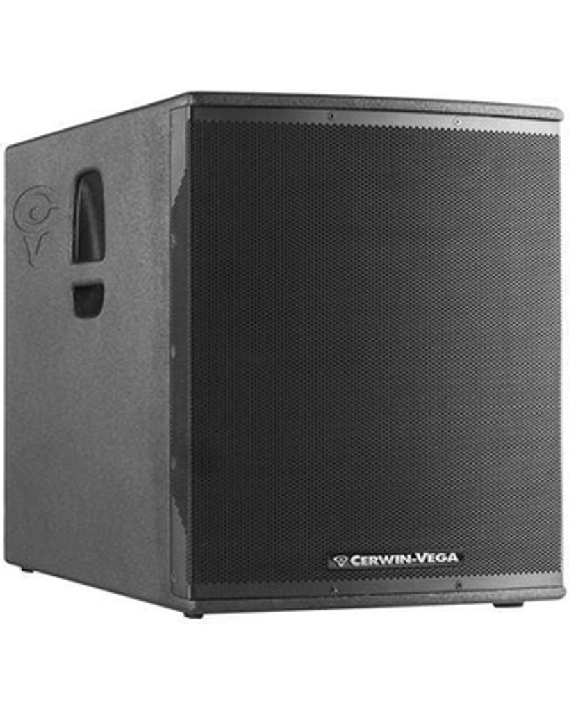 Cerwin Vega CVX-21S powered Subwoofer 2000 watts