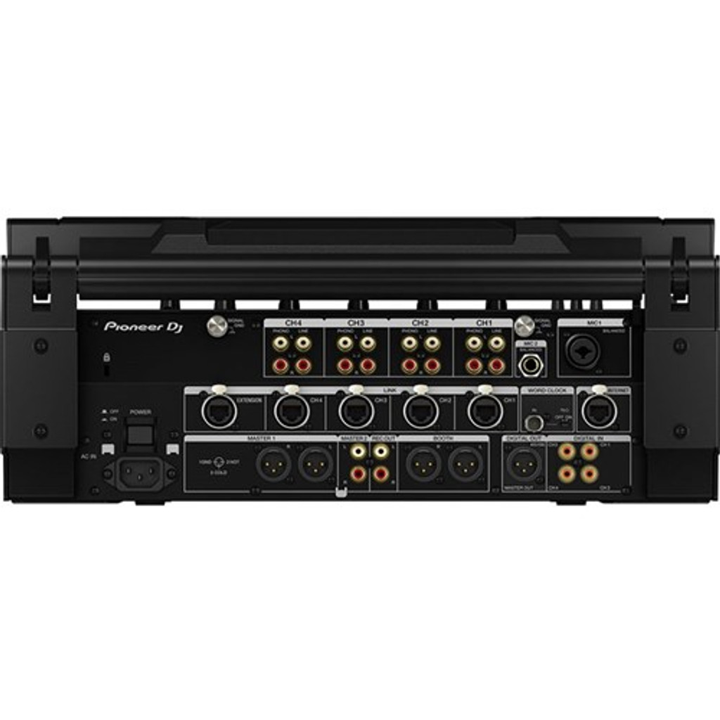 Pioneer DJMTOUR1 Tour System 4-Channel Digital Mixer with Fold-Out Touch Screen