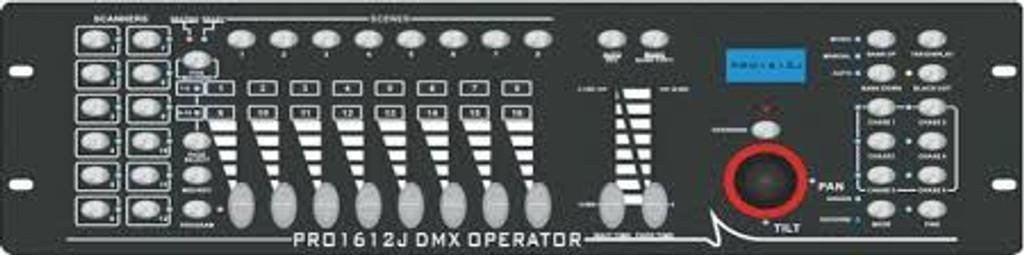 MOS-Pro 1612j DMX Operator
