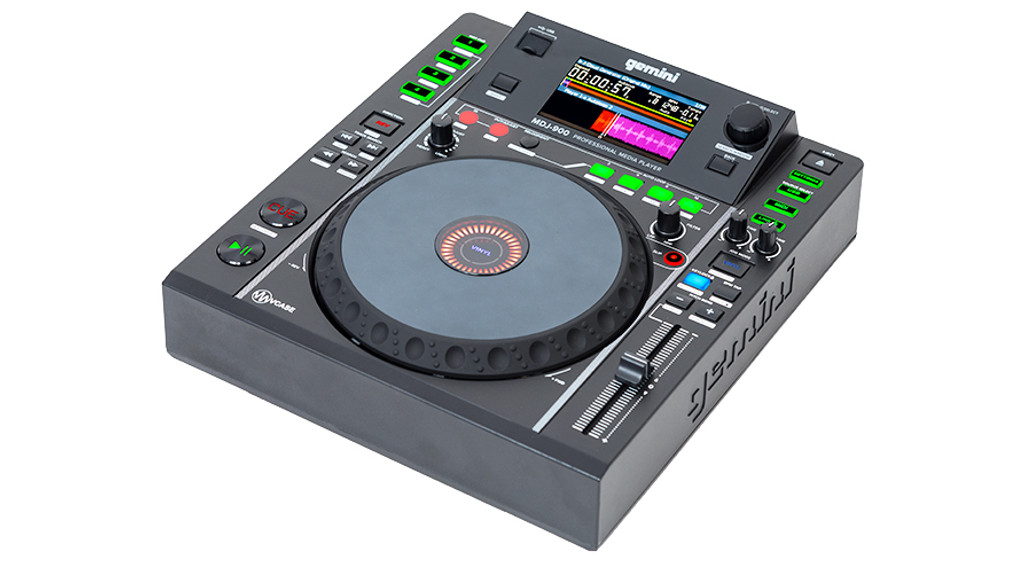 Gemini MDJ-900 DJ Media Player & Controller