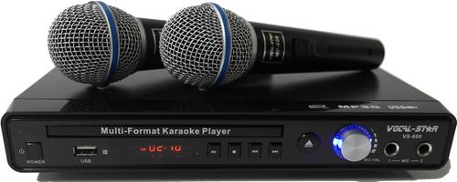 Vocal-Star VS600 Black