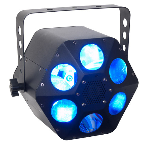 American DJ Quad Phase HP LED Moonflower Effect Light
