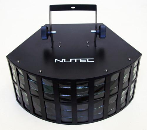 MultiEye Derby 60 Beam LED Effect DMX Light Fixture ACCENT