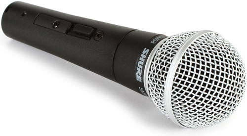 Shure SM58S Professional Microphone