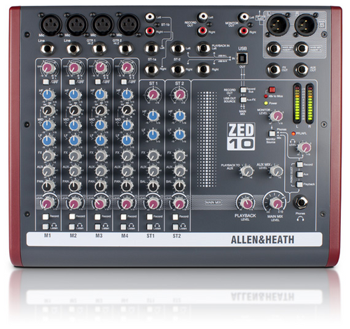 ALLEN & HEATH AH ZED10