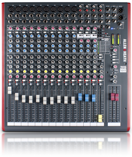 ALLEN & HEATH AH ZED16FX