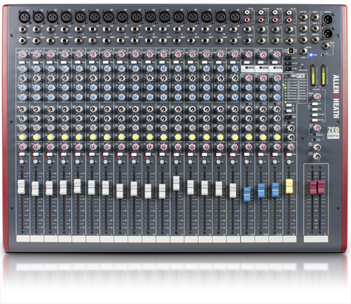 ALLEN & HEATH AH ZED22FX