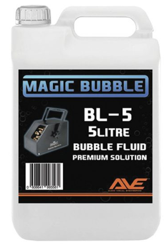 Magic Mist BL-5  Bubble Fluid