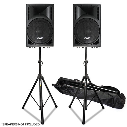 SPEAKER STAND PAIR WITH BAG SS-KIT PROSTAND
