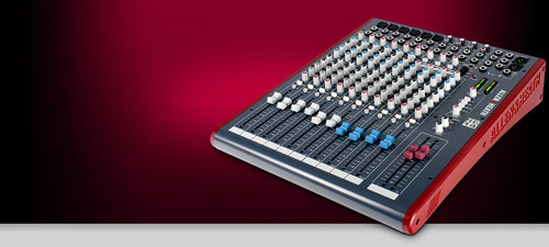 ALLEN & HEATH AH ZED14