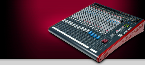 ALLEN & HEATH AH ZED18