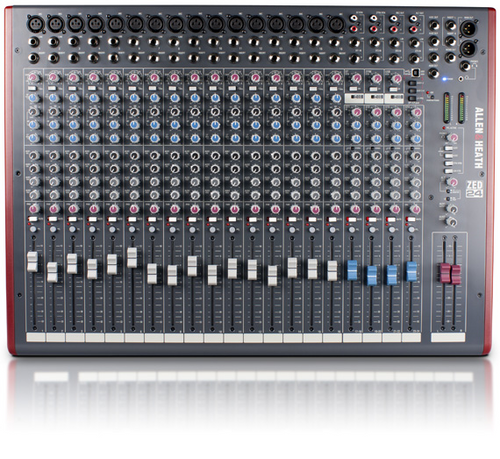 ALLEN & HEATH AH ZED24