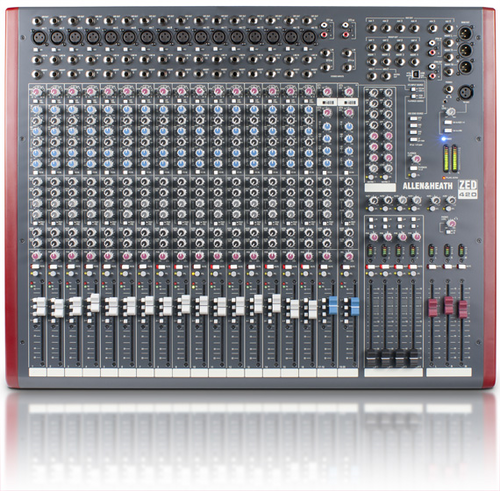 ALLEN & HEATH AH ZED 420