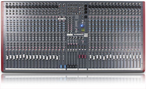 ALLEN & HEATH AH ZED 436