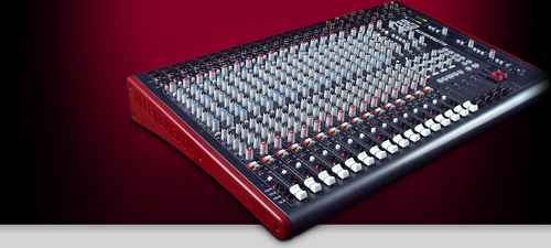 ALLEN & HEATH AH ZED-R16