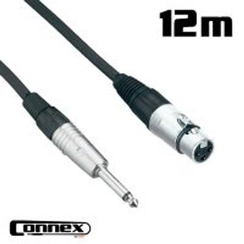 AVE Connex XFJM-12 Pro Audio Cable 12m