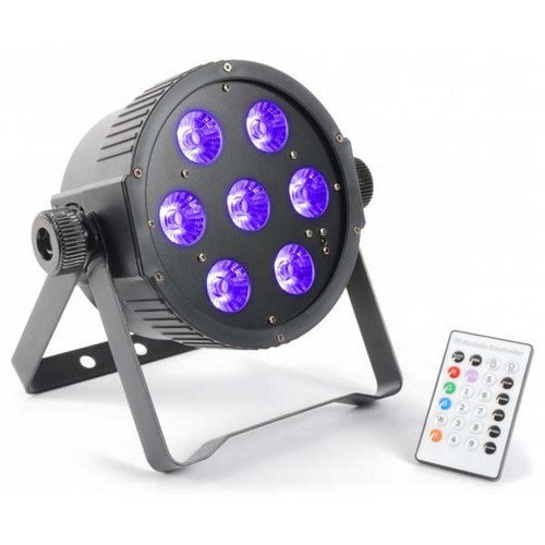 Beamz  Flatpar -7x18 LED