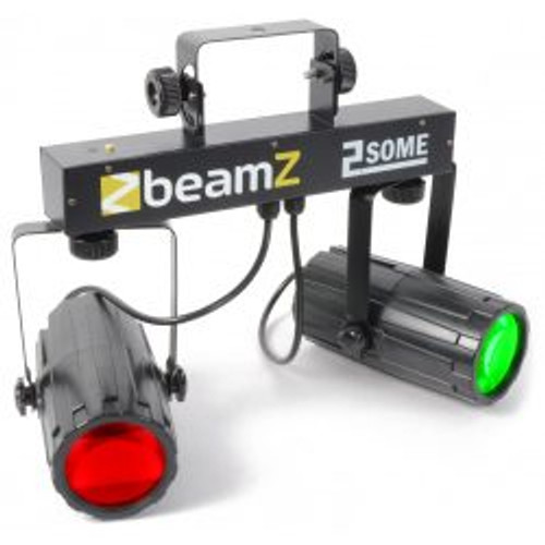 Beamz 2-Some Dual LED DJ Effect Light