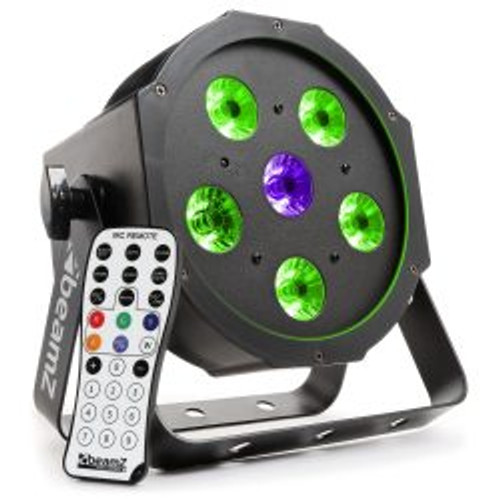 Beamz BFP110 RGB+UV LED Parcan