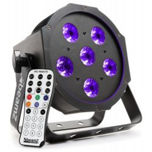 Beamz BFP130 6x6W UV LED Parcan