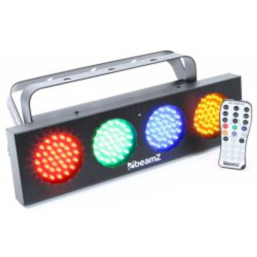 Beamz DJ Bank 140 LED Colour Chaser Wash Light