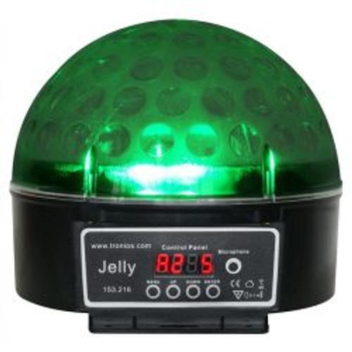 Beamz Magic Jelly DMX DJ Ball Sound MC LED