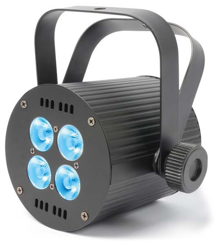 Beamz QUAD 4x8 LED RGBW Par Can