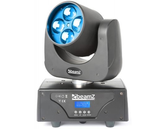 Beamz Razor 510 LED Moving Head