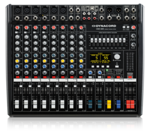 Dynacord CMS600-3 mixer with FX