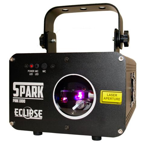 Eclipse Spark 1P Pattern Laser Pink