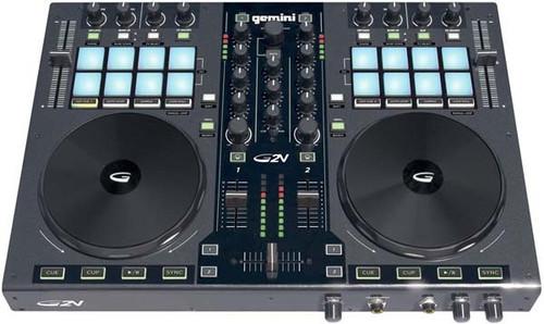 G2V Channel DJ MIDI Controller
