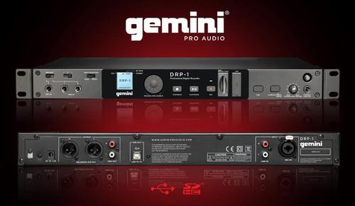 Gemini DRP-1 Digital Recorder