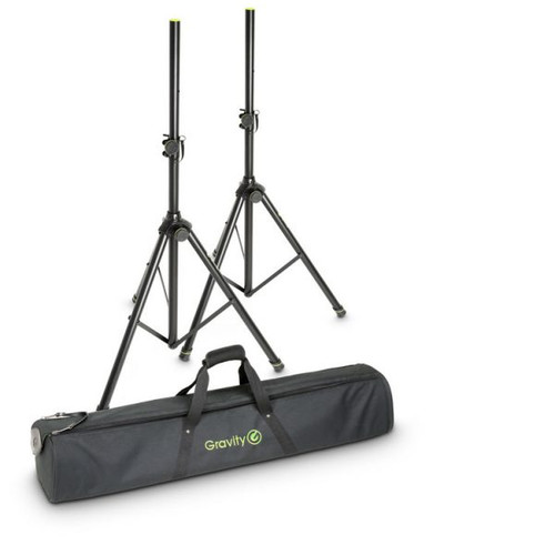 Gravity GSS5211BSET1 Speaker Stand Set