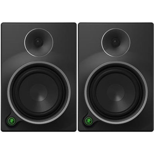 Mackie MR5 MK3 Powered Active Studio Monitor Speaker Pair 5 Inch 5
