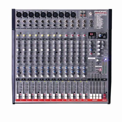 Phonic AM 844D USB