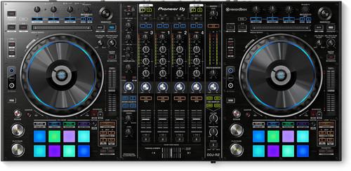 Pioneer DDJRZ Pro 4-Channel Rekordbox DJ Controller w/ Performance Pads
