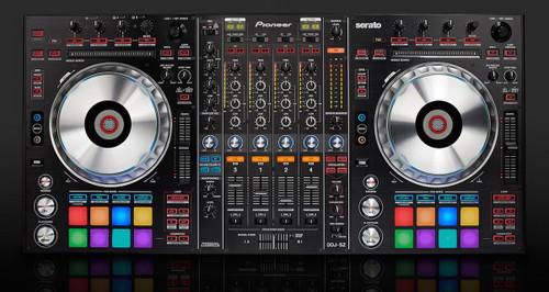 Pioneer DDJ-SR 2 Channel DJ MIDI Controller with Serato DJ DDJSR